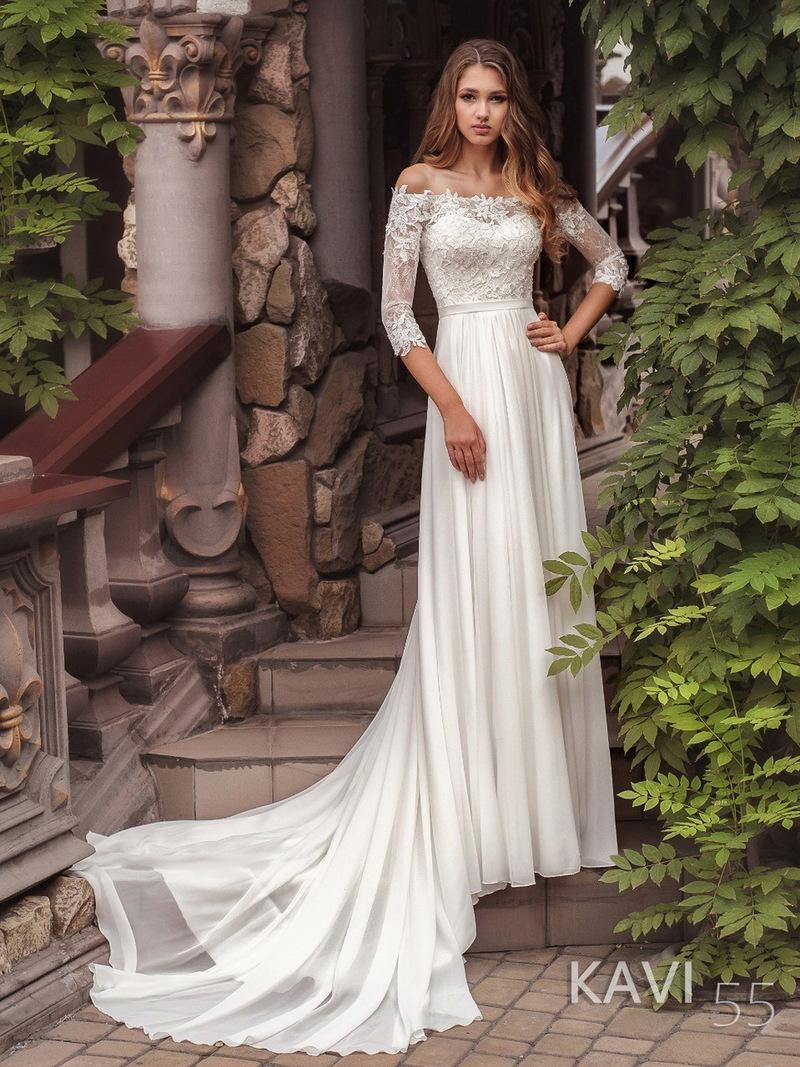 Свадебное платье KaVi (Victoria Karandasheva) 55