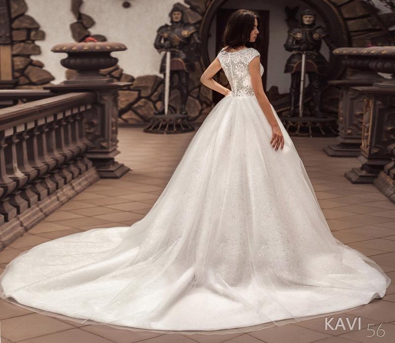 Свадебное платье KaVi (Victoria Karandasheva) 56