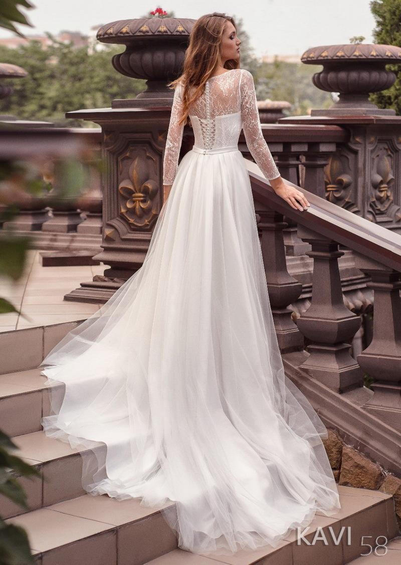 Свадебное платье KaVi (Victoria Karandasheva) 58