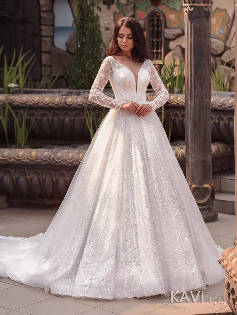 Свадебное платье KaVi (Victoria Karandasheva) 59