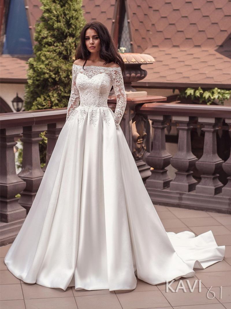 Свадебное платье KaVi (Victoria Karandasheva) 61