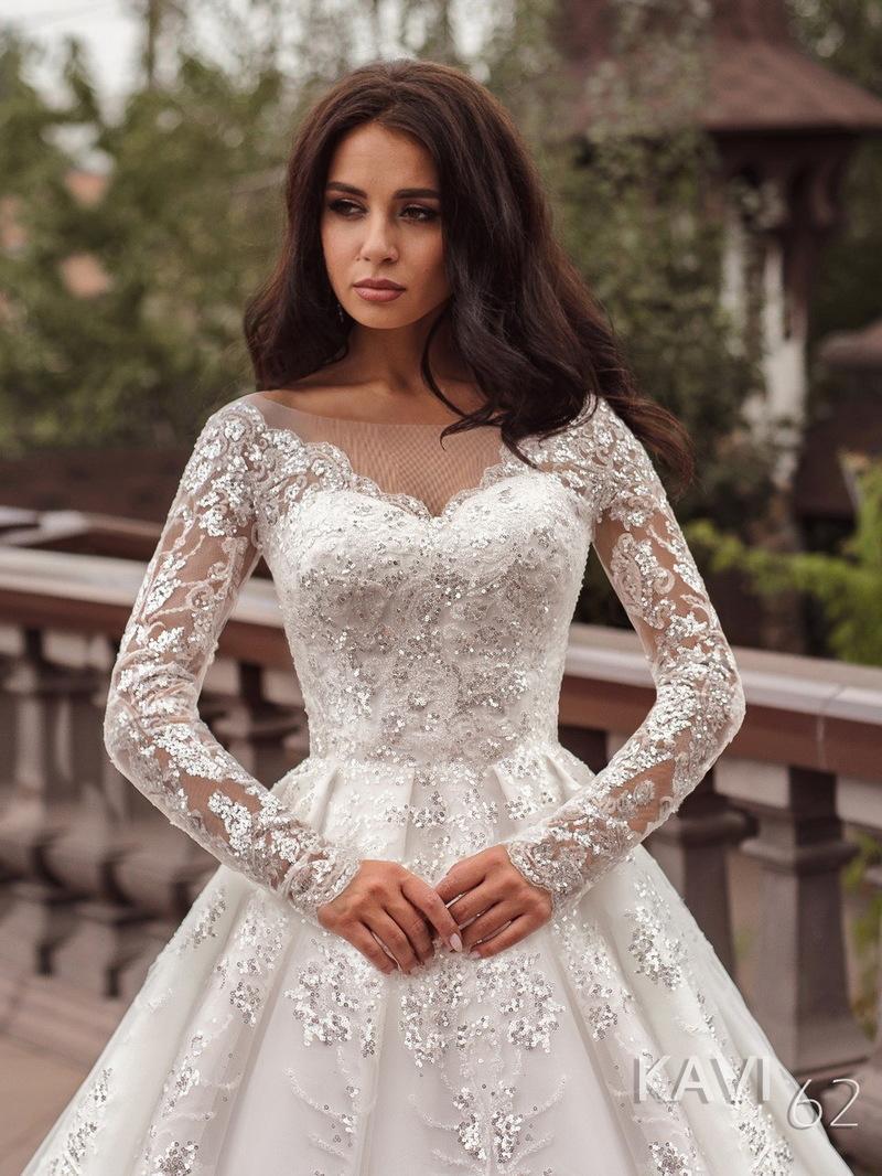 Свадебное платье KaVi (Victoria Karandasheva) 62
