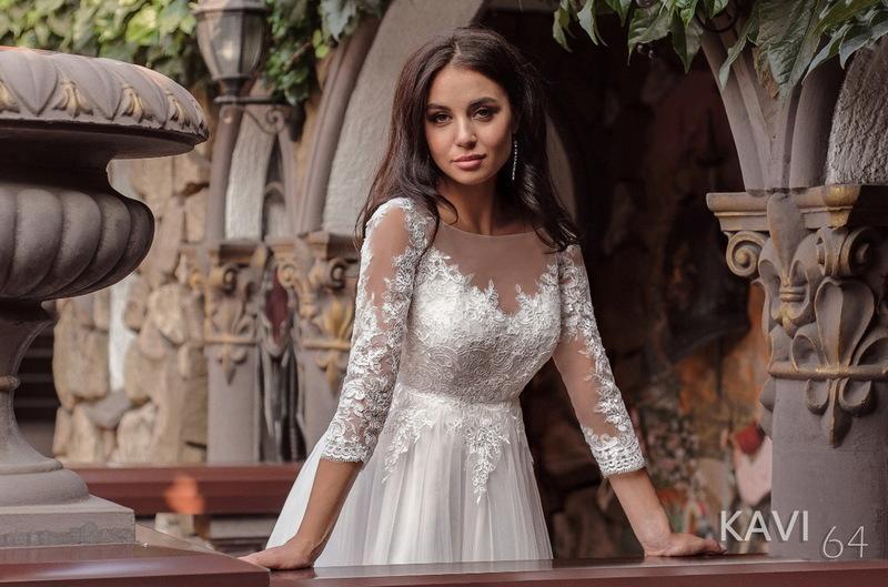 Свадебное платье KaVi (Victoria Karandasheva) 64