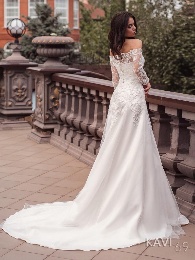Свадебное платье KaVi (Victoria Karandasheva) 69