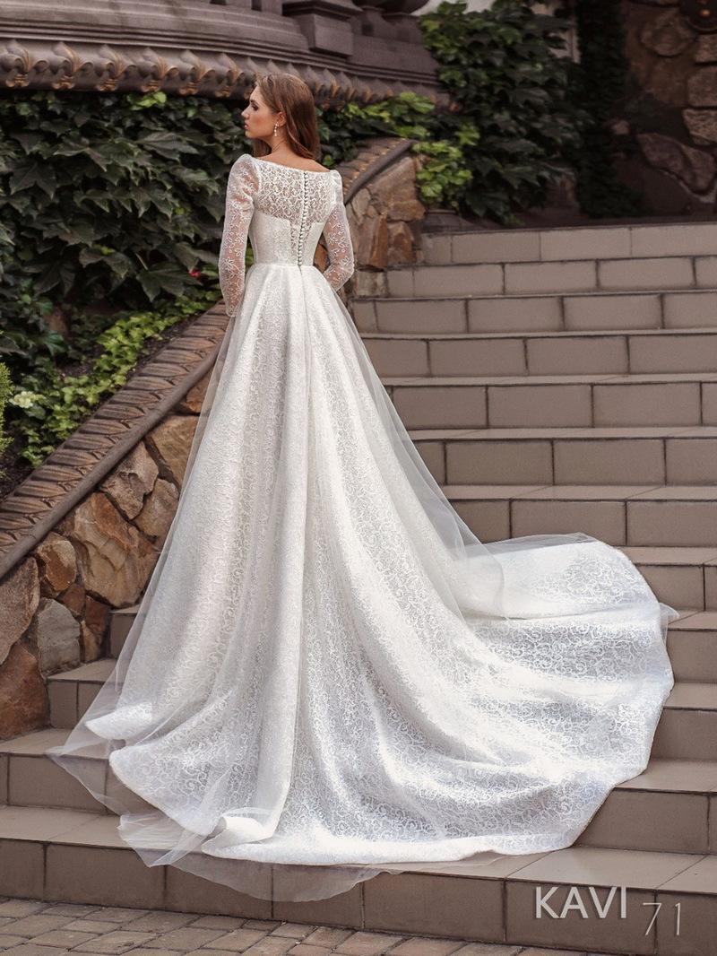 Свадебное платье KaVi (Victoria Karandasheva) 71