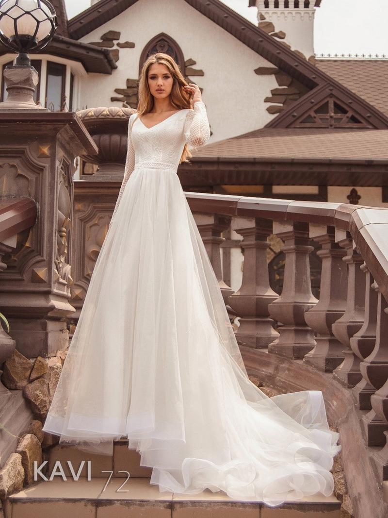 Свадебное платье KaVi (Victoria Karandasheva) 72