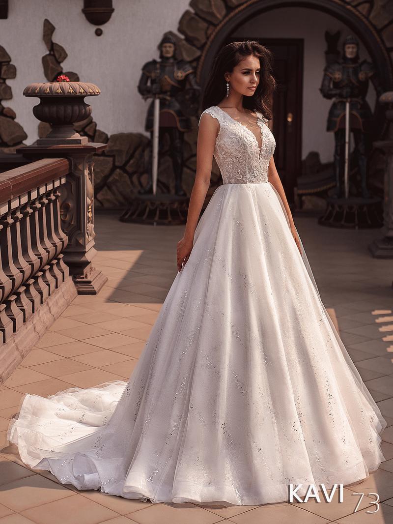 Свадебное платье KaVi (Victoria Karandasheva) 73