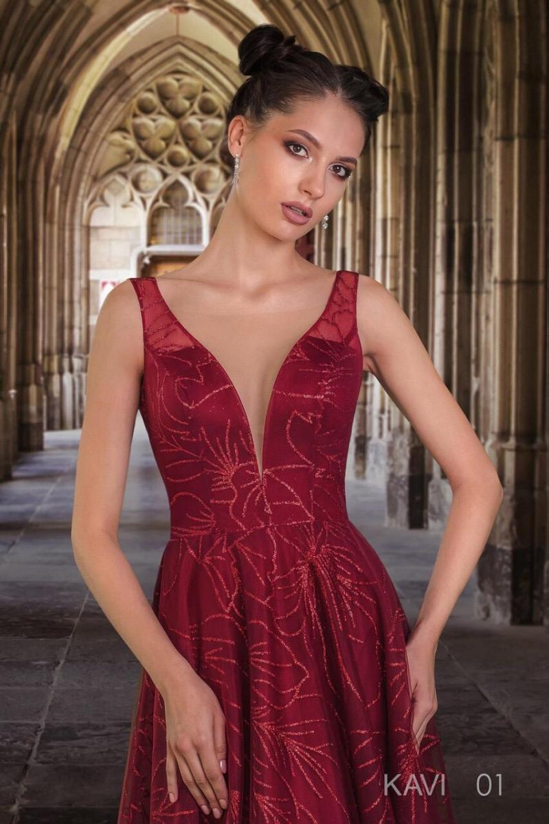 Вечернее платье KaVi (Victoria Karandasheva) 01