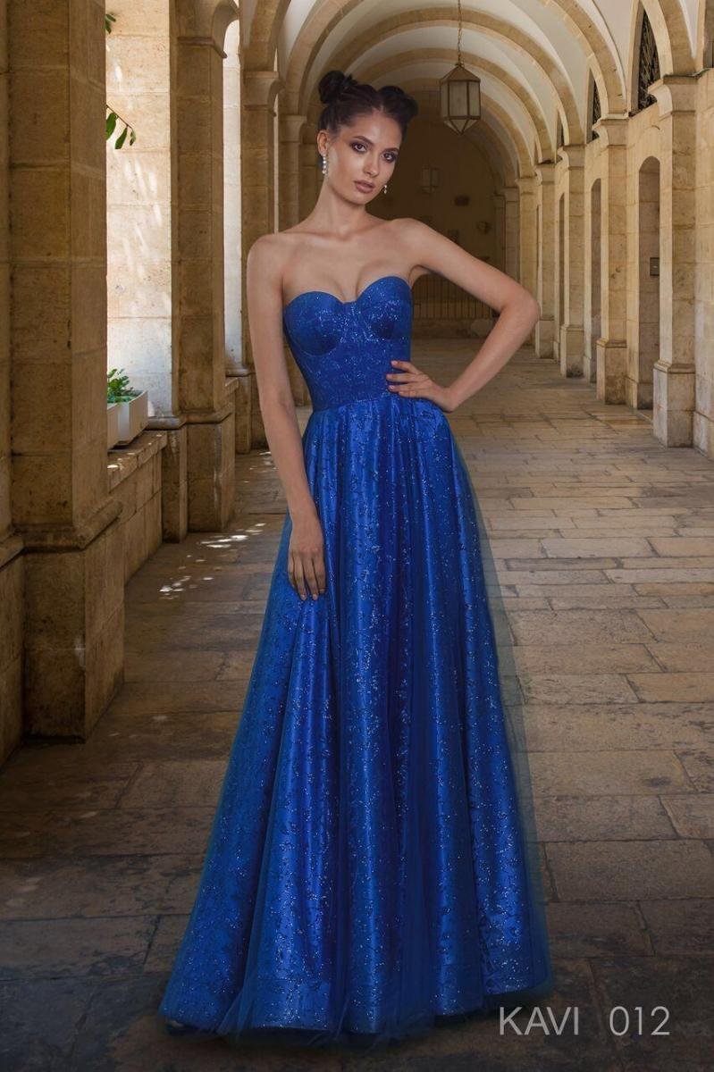 Вечернее платье KaVi (Victoria Karandasheva) 012