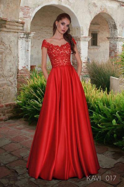Вечернее платье KaVi (Victoria Karandasheva) 017