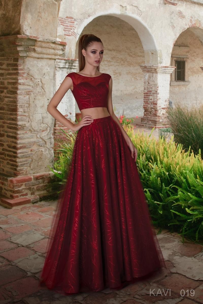 Вечернее платье KaVi (Victoria Karandasheva) 019