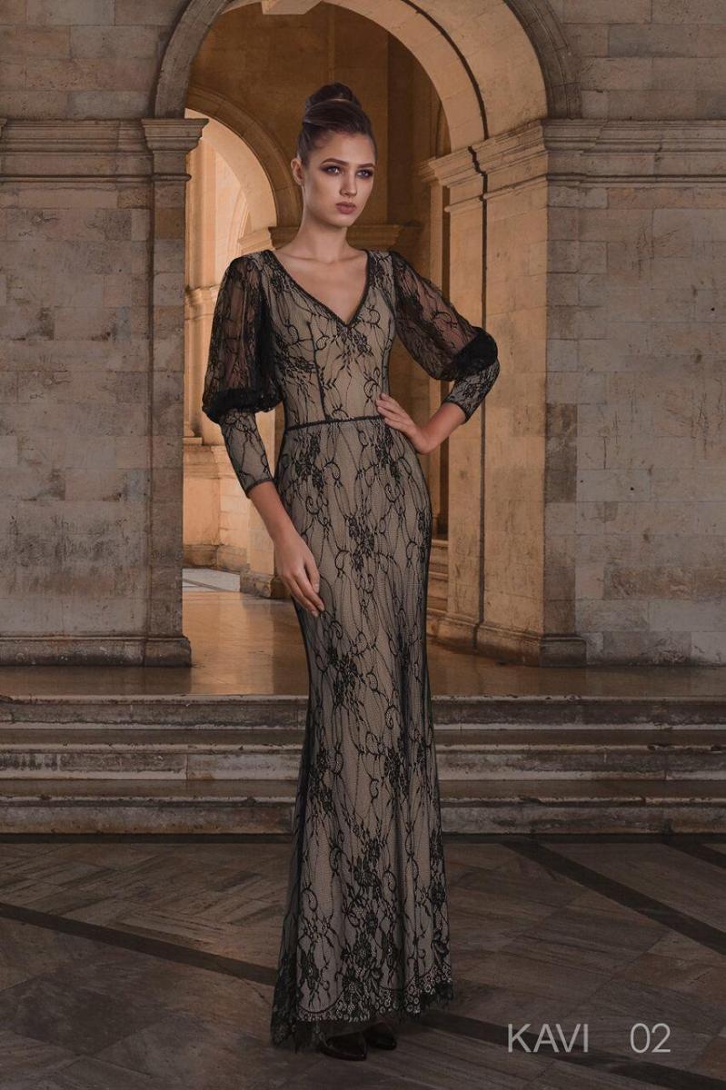 Evening Dress KaVi (Victoria Karandasheva) 02