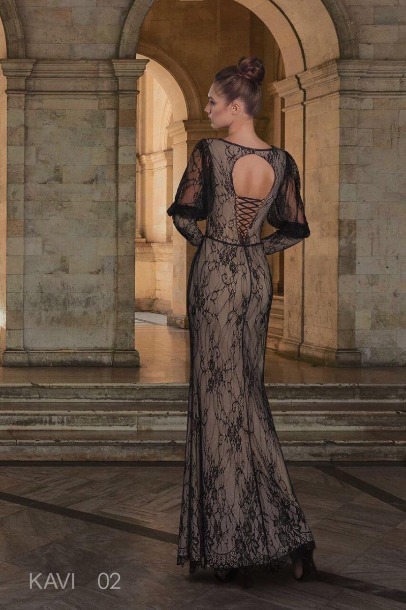 Вечернее платье KaVi (Victoria Karandasheva) 02