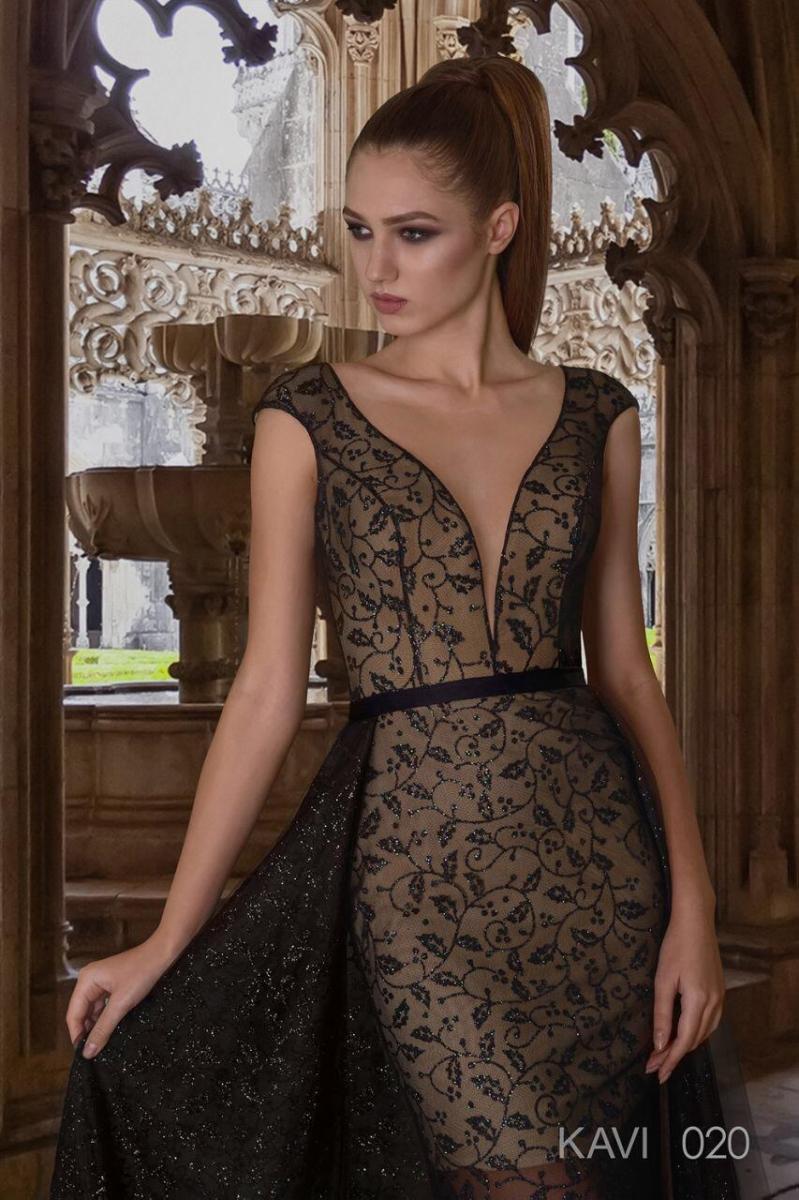 Вечернее платье KaVi (Victoria Karandasheva) 020
