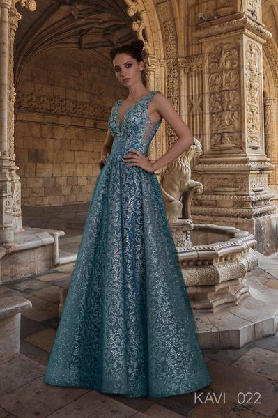 Suknia wieczorowa KaVi (Victoria Karandasheva) 022
