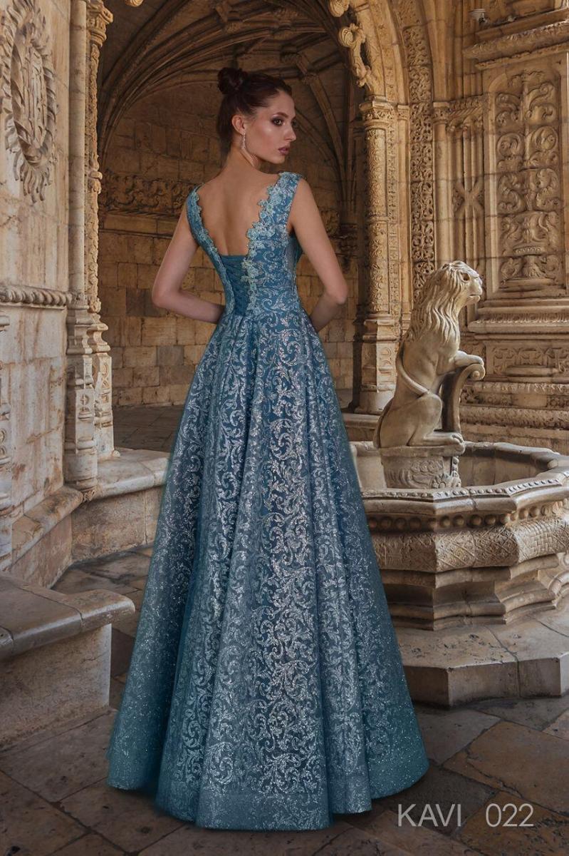 Вечернее платье KaVi (Victoria Karandasheva) 022
