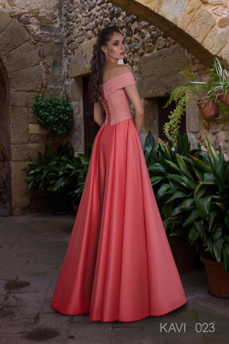 Вечернее платье KaVi (Victoria Karandasheva) 023
