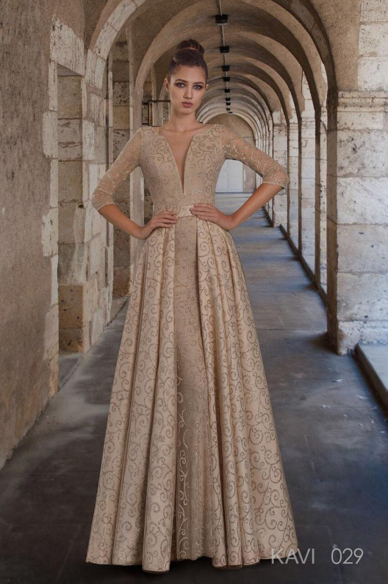 Вечернее платье KaVi (Victoria Karandasheva) 029
