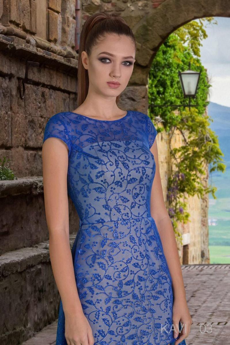 Вечернее платье KaVi (Victoria Karandasheva) 03
