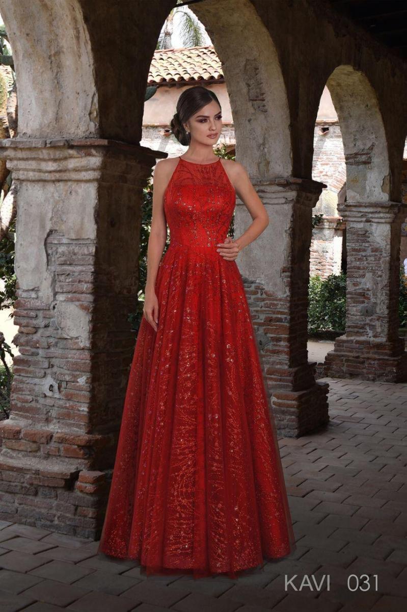 Вечернее платье KaVi (Victoria Karandasheva) 031