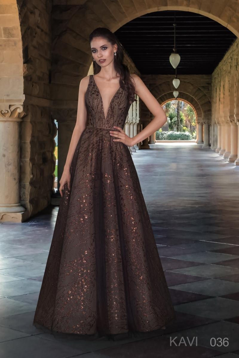 Вечернее платье KaVi (Victoria Karandasheva) 036