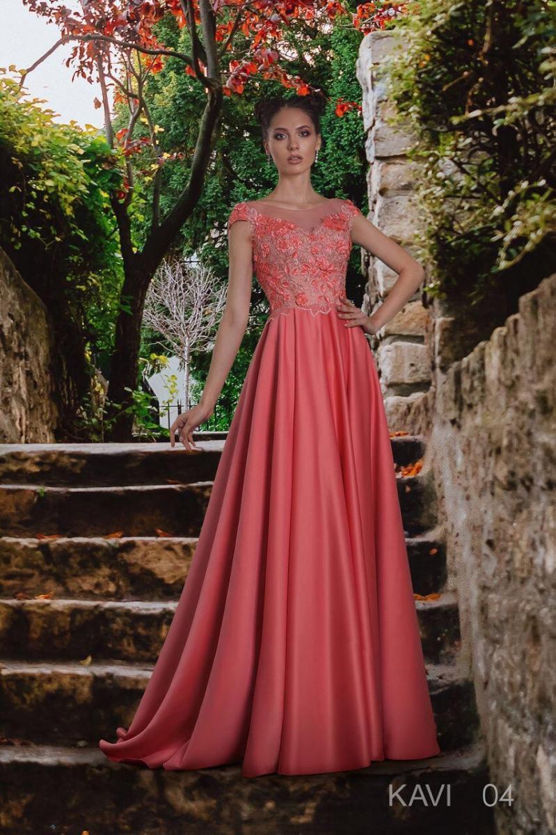 Вечернее платье KaVi (Victoria Karandasheva) 04