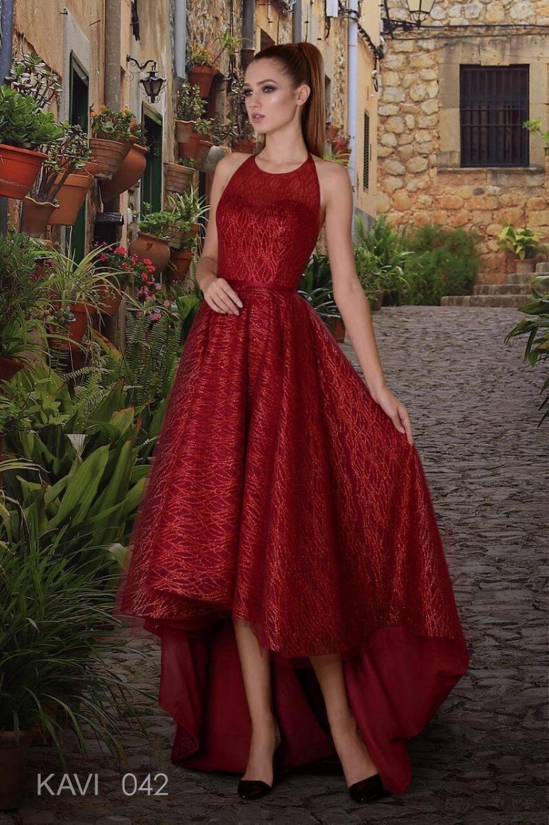 Вечернее платье KaVi (Victoria Karandasheva) 042