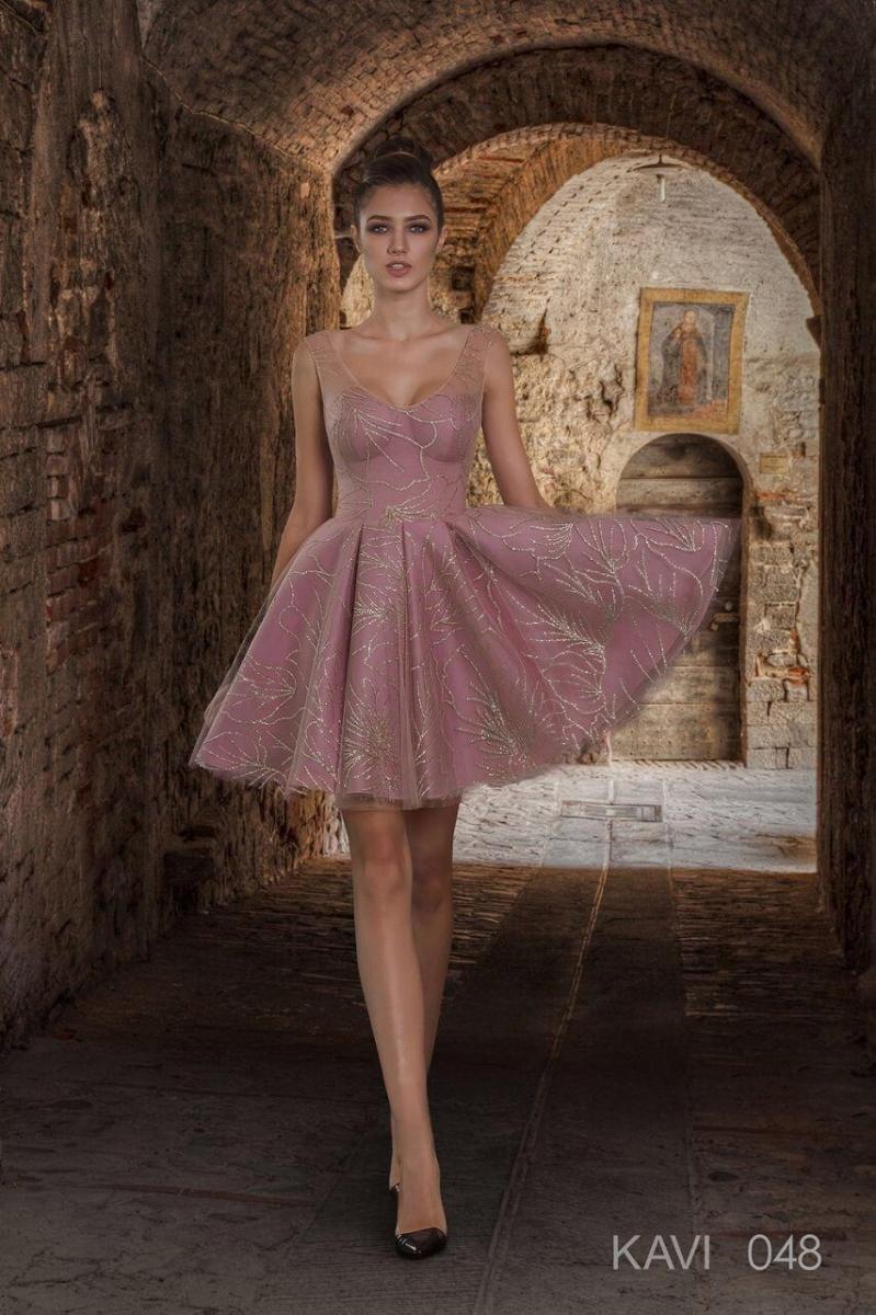 Вечернее платье KaVi (Victoria Karandasheva) 048
