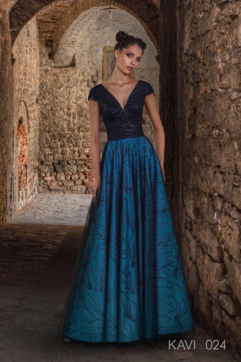 Вечернее платье KaVi (Victoria Karandasheva) 06