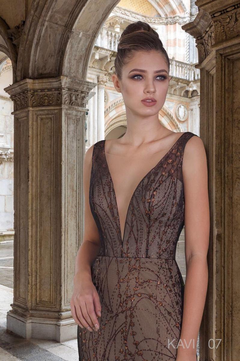 Вечернее платье KaVi (Victoria Karandasheva) 07