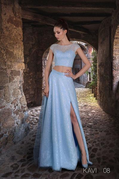 Suknia wieczorowa KaVi (Victoria Karandasheva) 08