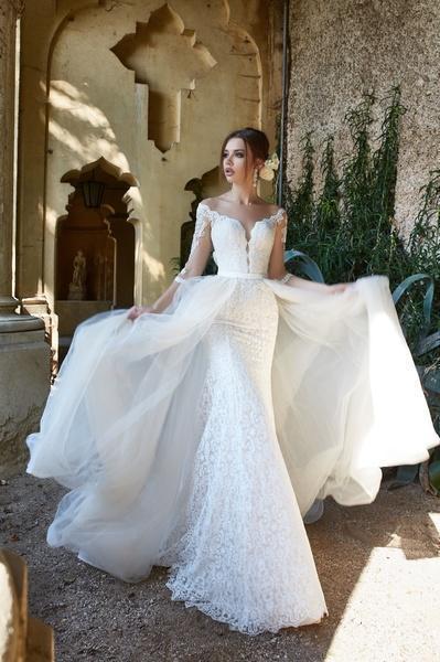 Brautkleid Jasmine Empire Kira