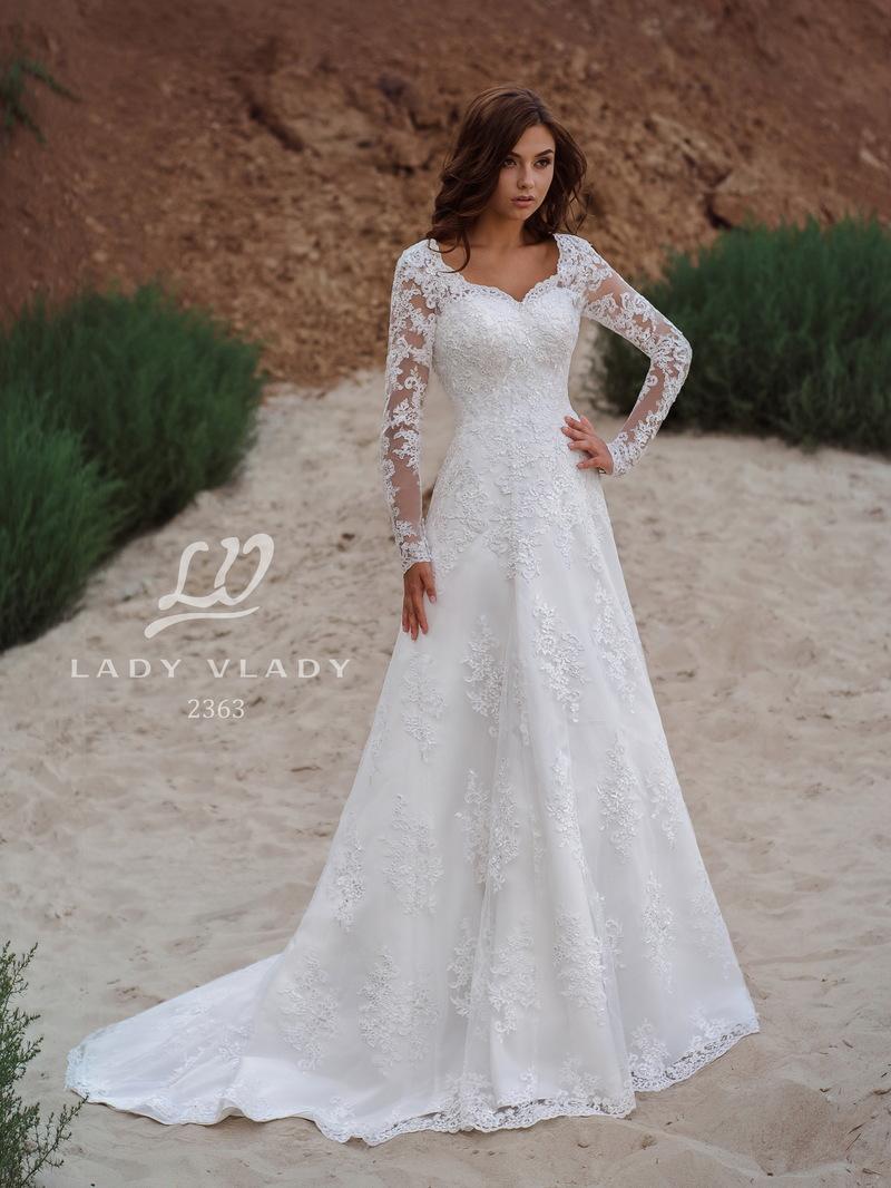 Свадебное платье Lady Vlady 2363