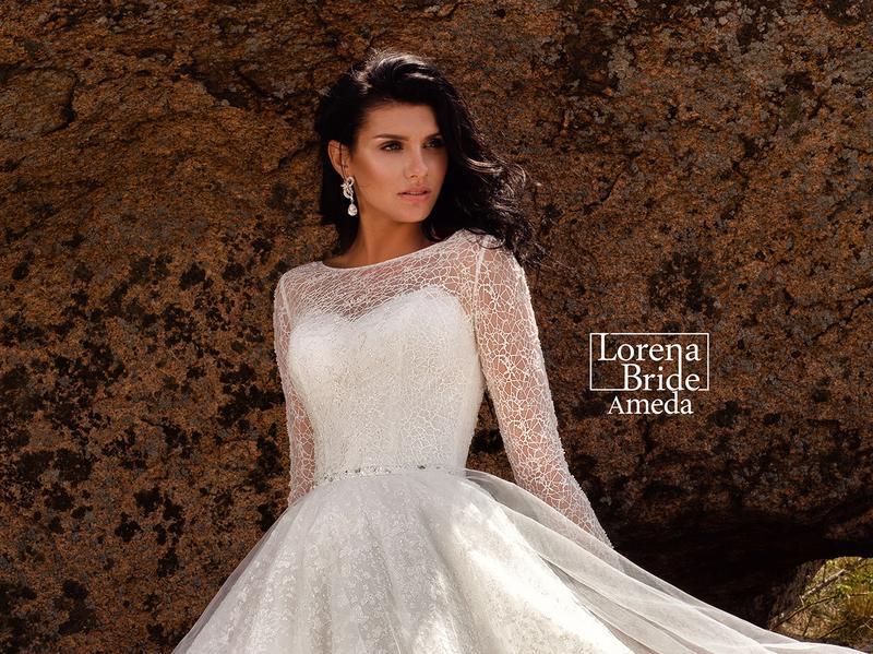 Свадебное платье Lorena Bride Ameda