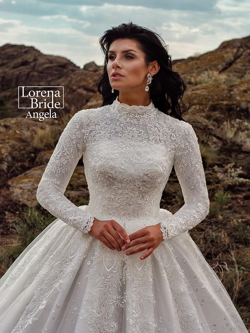 Свадебное платье Lorena Bride Angela