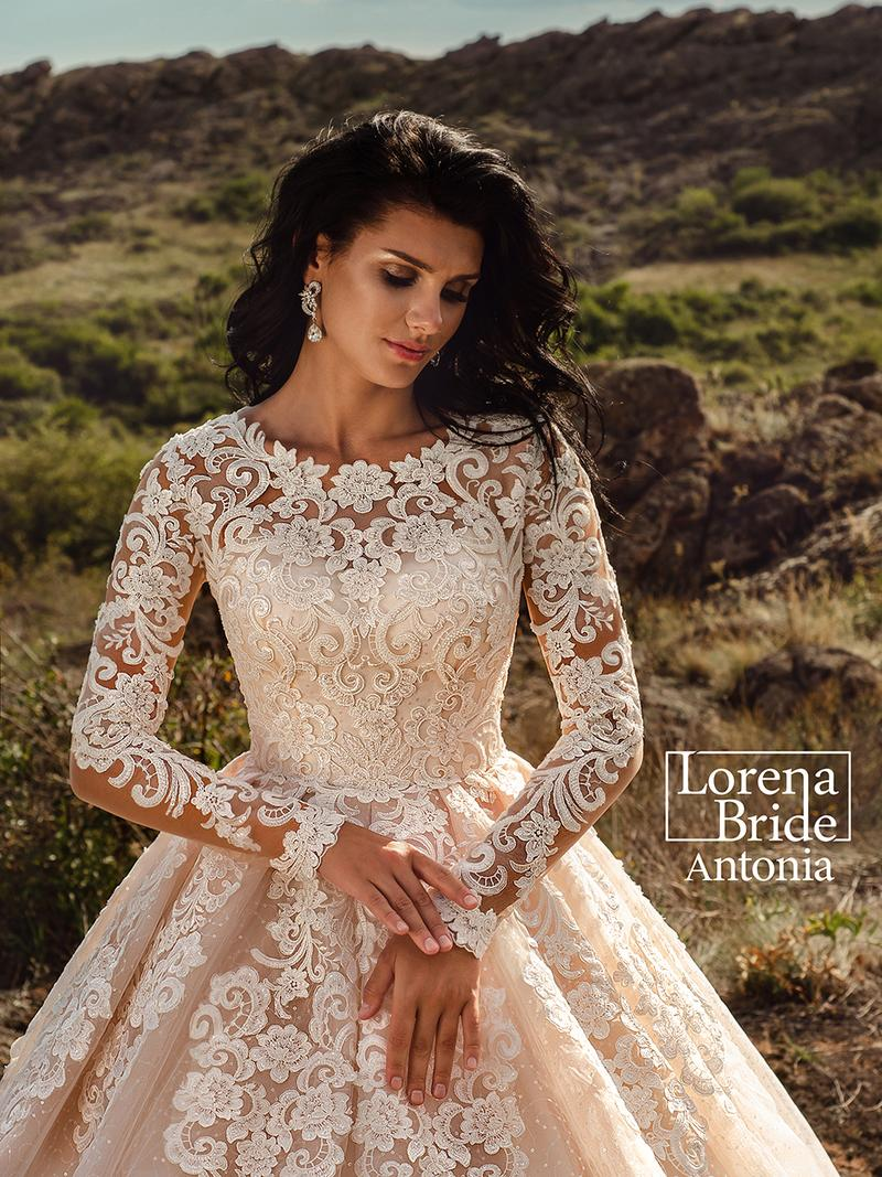 Свадебное платье Lorena Bride Antonia
