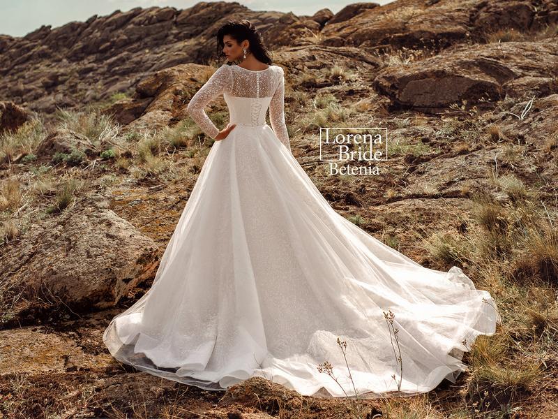 Свадебное платье Lorena Bride Betenia