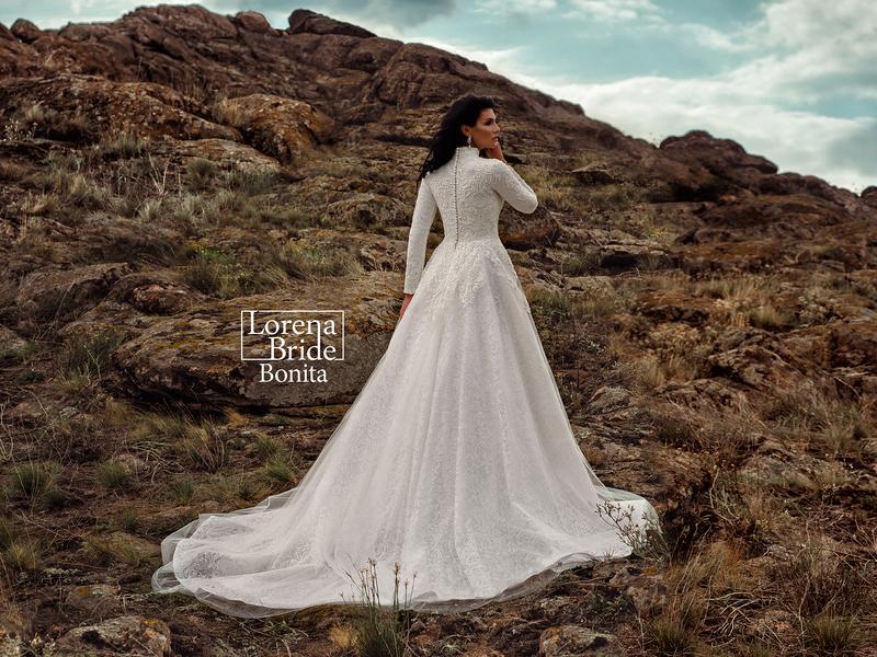 Свадебное платье Lorena Bride Bonita