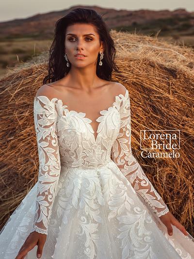 Suknia ślubna Lorena Bride Caramelo