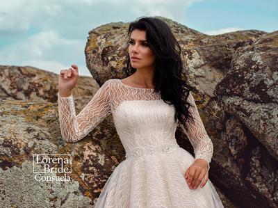 Suknia ślubna Lorena Bride Consuela