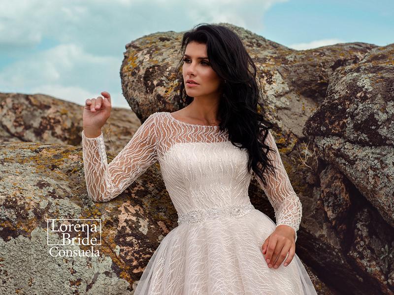 Свадебное платье Lorena Bride Consuela