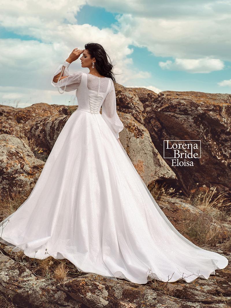 Свадебное платье Lorena Bride Eloisa