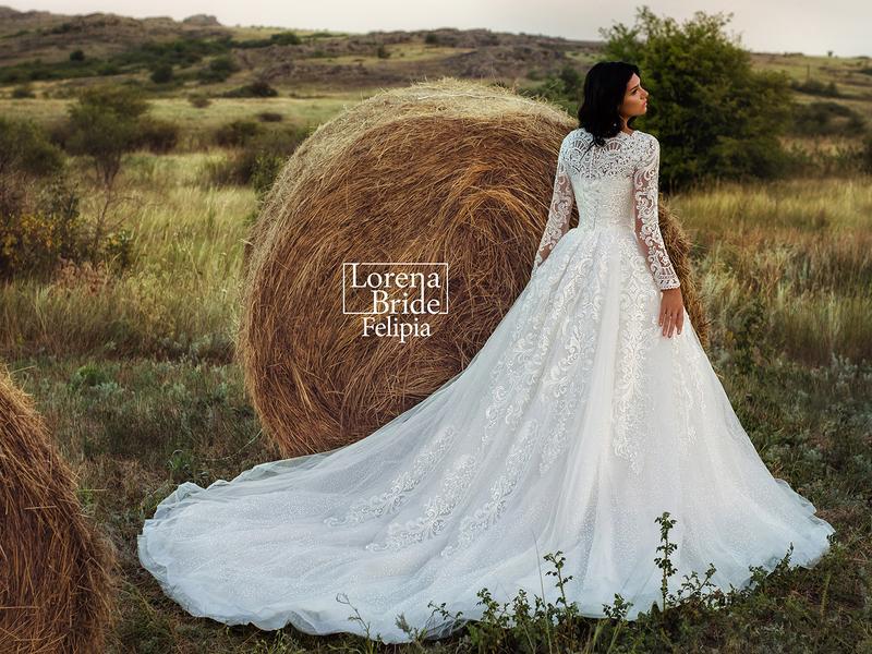 Свадебное платье Lorena Bride Felipia