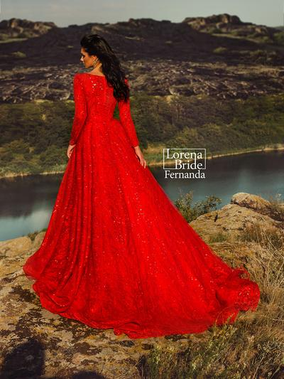 Suknia ślubna Lorena Bride Fernanda