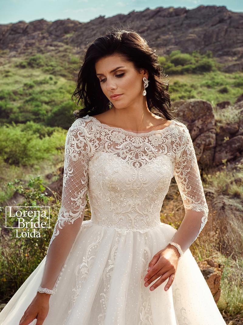 Свадебное платье Lorena Bride Loida