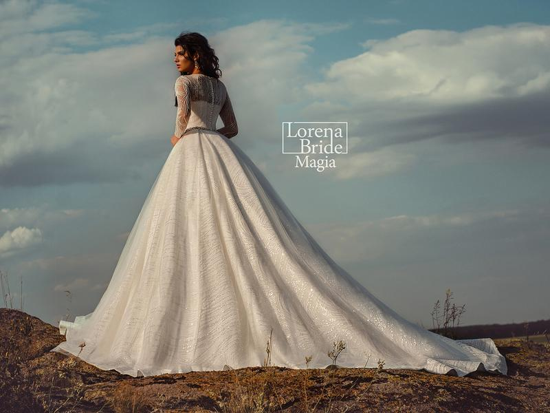 Свадебное платье Lorena Bride Magia