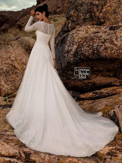 Suknia ślubna Lorena Bride Miel