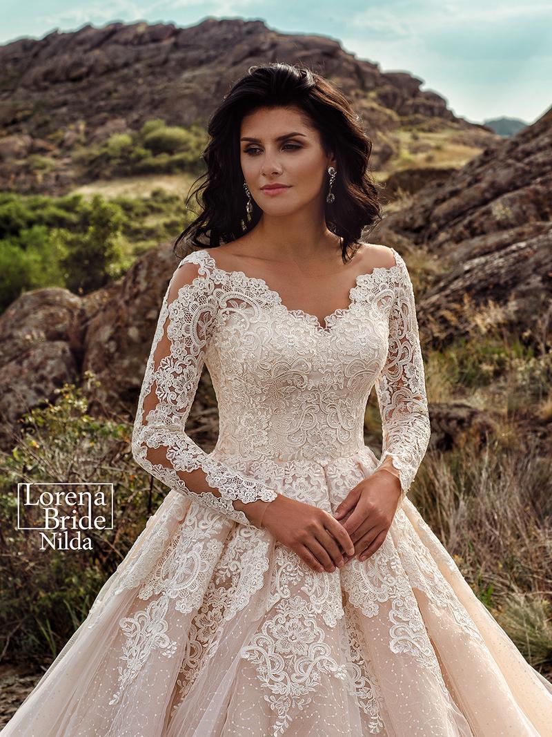 Свадебное платье Lorena Bride Nilda