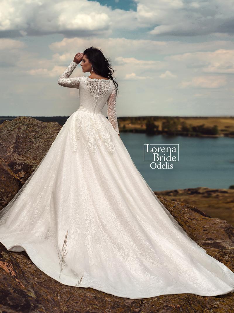 Свадебное платье Lorena Bride Odelis