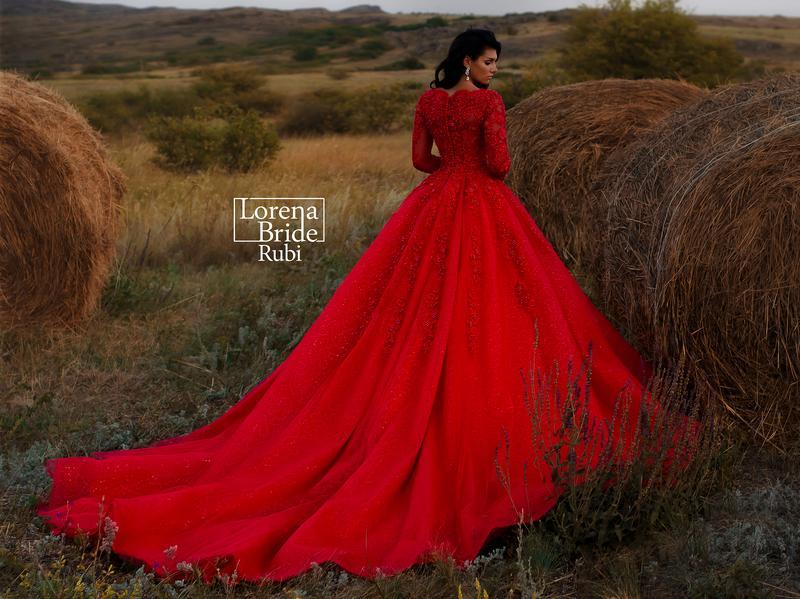 Свадебное платье Lorena Bride Rubi